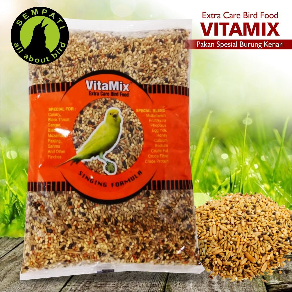 Vitamix Phoenix Pakan Burung Kenari Sempati Bird Shop
