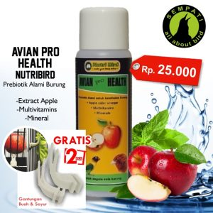 AVIAN PRO HEALTH NUTRIBIRD