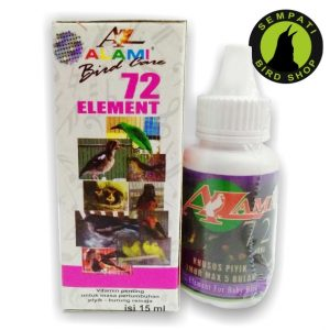 B 72 element alami bird care HOME