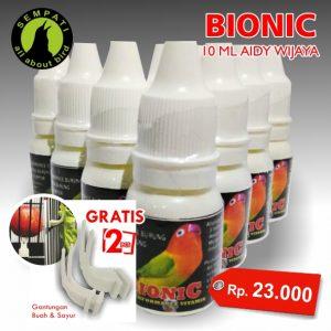 BIONIC 10 ML AIDY WIJAYA