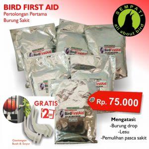 BIRD FIRST AID 1