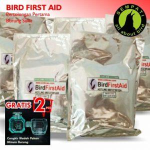 BIRD FIRST AID 3