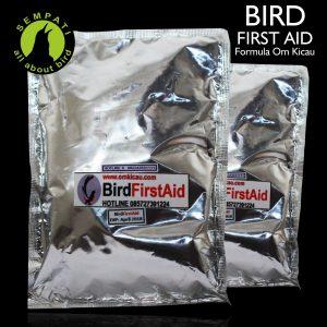 BIRD FIRST AID