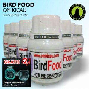 BIRD FOOD OM KICAU 2