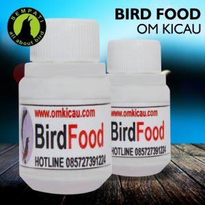 BIRD FOOD OM KICAU
