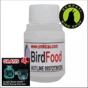 BIRD FOOD OM KICAU FOTO 1