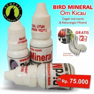 BIRD MINERAL OM KICAU 1