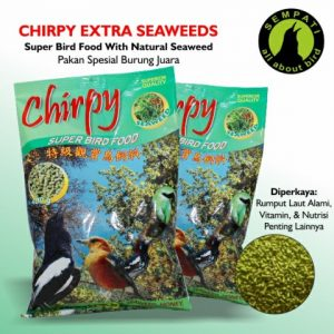 CHIRPY EXTRA SEAWEED 4