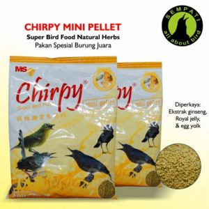 CHIRPY MINE PELLET