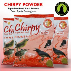 CHIRPY POWDER MERAH