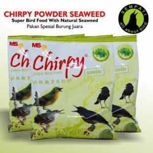 CHIRPY POWDER SEAWEED