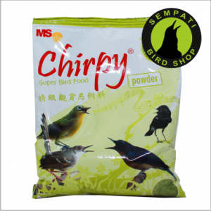 CHIRPY SEAWEED SUPER BIRD POWDER