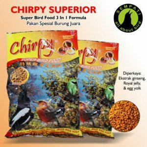 CHIRPY SUPERIOR