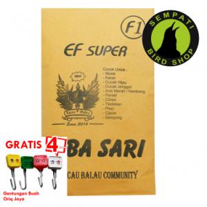 EF SUPER F1 KIBA SARI