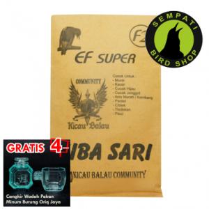 EF SUPER F2 KIBA SARI