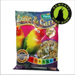 FANCY LOVE & CARE LOVEBIRD'S NUTRI
