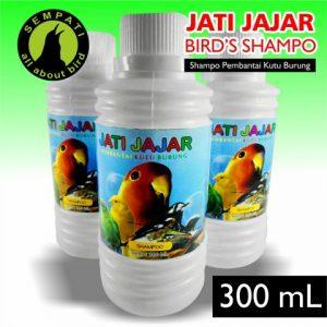 JATI JAJAR SHAMPO BURUNG 300 ML 1