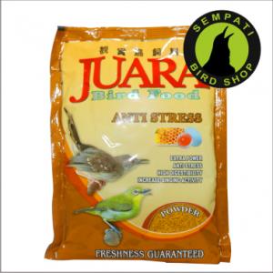 JUARA BIRD FOOD ANTI STRESS POWDER