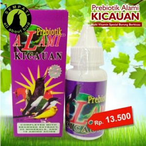 KICAUAN ALAMI BIRD CARE