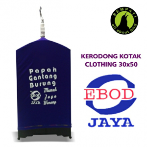 KRODONG CLOTHING 30X50 HOME LOGO