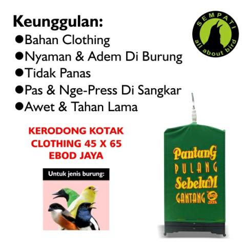 Krodong Sangkar Burung Kaos Lomba Lovebird Polos Oriq Jaya Source · KERODONG KRODONG SANGKAR BURUNG CLOTHING