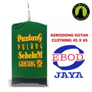 KRODONG CLOTHING 45X65 HOME LOGO