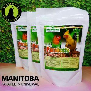 MANITOBA PARAKEETS