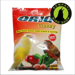 ORIQ CANARY PAKAN BURUNG