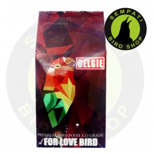 PAKAN BELGIE LOVEBIRD ALAMI BIRD CARE