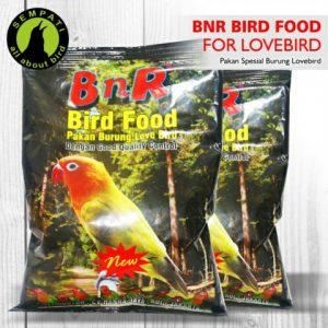 PAKAN LOVEBIRD BNR