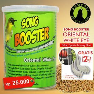 SONG BOOSTER 200GR NUTRIBIRD PLECI