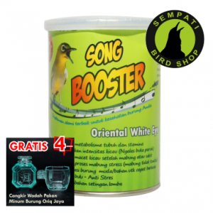 SONG BOOSTER ORIENTAL WHITE EYE
