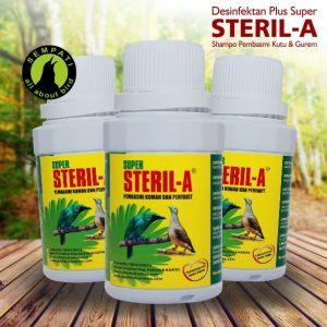 STERIL-A SUPER KICAU