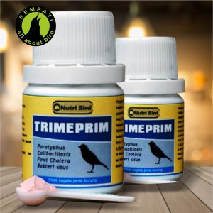 TRIMEPRIM NUTRIBIRD