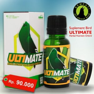 ULTIMATE HERBAL ORBIRD b