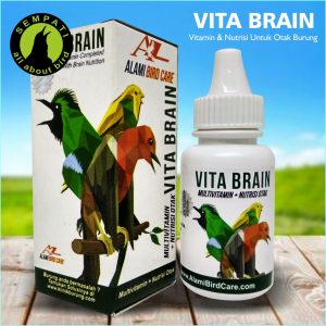 VITABRAIN ALAMI BIRD CARE
