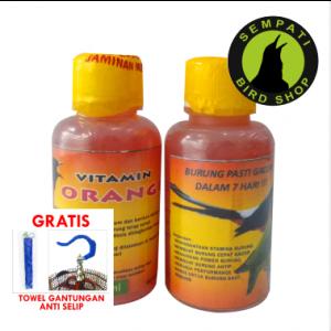 VITAMIN ORANGE 35 ML