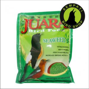 JUARA BIRD FOOD SEAWEED