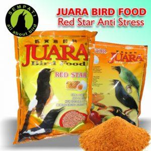 RED STAR JUARA JAPFA 1