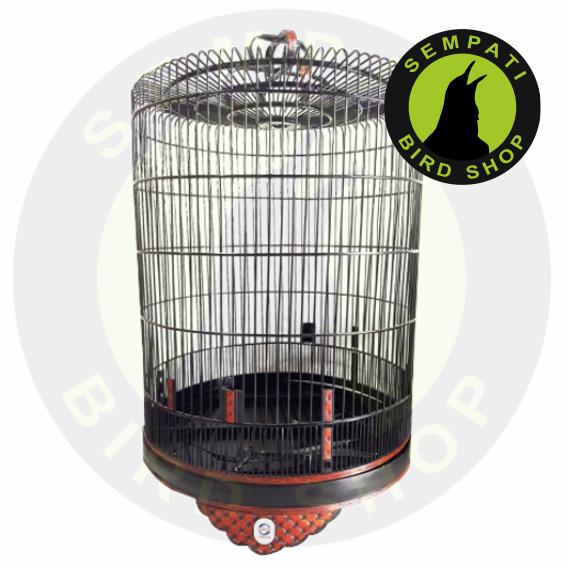 Sangkar Kandang Burung Murai Klasik No 1 2 3 Ebod Jaya Sempati Bird Shop