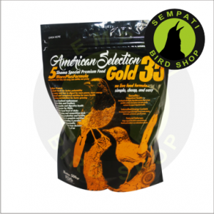 AMERICAN SOLUTION GOLD 35 BIRD FOOD