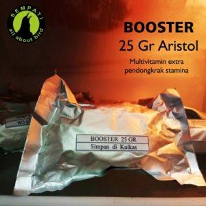 BOOSTER 25 GRAM ARISTOL