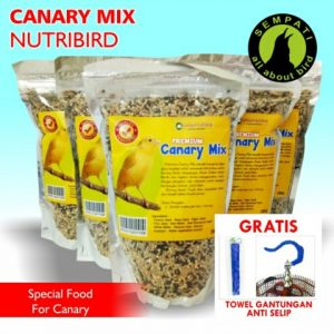 CANARY MIX NUTRIBIRD