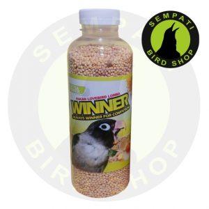 pakan winner lovebird extra energy (harian)