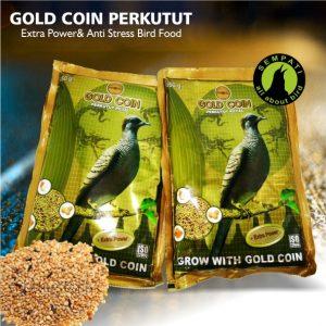 gold coin perkutut