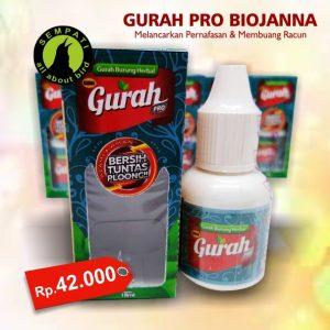 GURAH PRO BIOJANNA