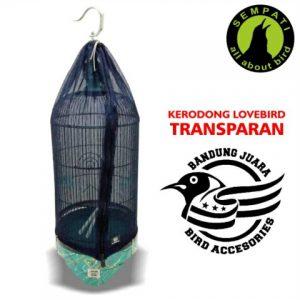 KRODONG LOVEBIRD TRANSPARAN BANDUNG JUARA LOGO