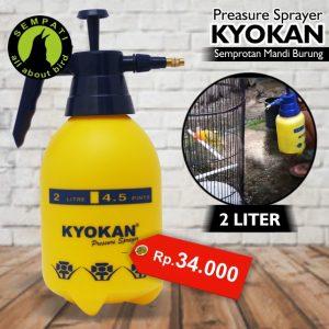 KYOKAN 2 LITER