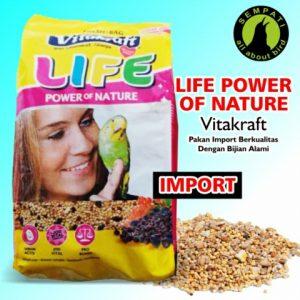 LIFE POWER SITTICHE 1