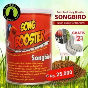 SONG BOOSTER MURAI NUTRIBIRD